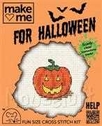 Mouseloft Pumpkin Cross Stitch Kit