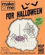 Mouseloft Halloween Spider Cross Stitch Kit