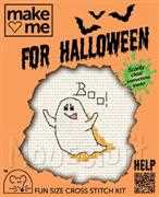 Mouseloft Ghost Cross Stitch Kit