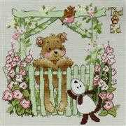 A Little Bird Told Me - Bothy Threads Cross Stitch Kit