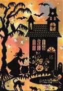 Pumpkin House - Bothy Threads Cross Stitch Kit