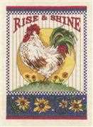 Janlynn Rise and Shine Cross Stitch Kit