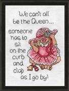 The Queen - Design Works Crafts Cross Stitch Kit