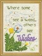 Dandelion Wishes - Design Works Crafts Cross Stitch Kit
