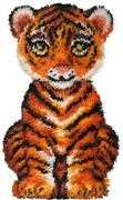 Needleart World Roary the Tiger Latch Hook Kit