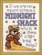Midnight Snack - Design Works Crafts Cross Stitch Kit