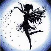 Enchanting Fairy - Lanarte Cross Stitch Kit