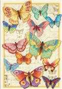 Dimensions Butterfly Beauty Cross Stitch Kit