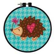 Dimensions Little Hedgehog Craft Kit