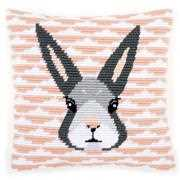 Yvonne Cushion - Vervaco Long Stitch Kit