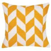 Herringbone Cushion - Vervaco Long Stitch Kit