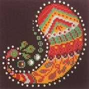 Needleart World Paisley Groove Diamond Dotz Craft Kit