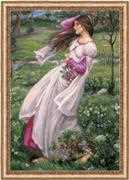 RIOLIS Windflowers by Waterhouse Cross Stitch Kit