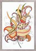 RIOLIS Magic Feather Embroidery Kit