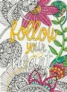 Dimensions Follow Your Heart Embroidery Kit