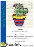 Cactus - Mouseloft Cross Stitch Kit