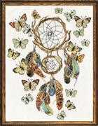 Design Works Crafts Butterfly Dreams Cross Stitch Kit