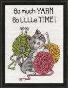 So Much Yarn - Design Works Crafts Cross Stitch Kit