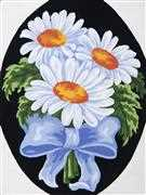 Daisies - Grafitec Tapestry Canvas