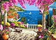 Riviera Dream - Grafitec Tapestry Canvas