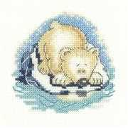 Paula Bear - Heritage Cross Stitch Kit