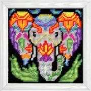 Design Works Crafts Elephant Tapestry Kit