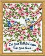 Design Works Crafts Leap of Faith Cross Stitch Kit