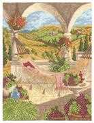 Janlynn Harvest Celebration Cross Stitch Kit