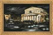 RIOLIS Bolshoi Theatre Cross Stitch Kit