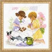 RIOLIS Housewives Cross Stitch Kit