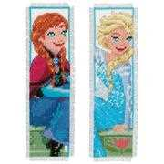 Frozen Bookmarks - Set of 2 - Vervaco Cross Stitch Kit