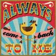Always Come Back to Me - DMC Tapestry Kit