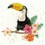 Toucan of My Affection - Bothy Threads Cross Stitch Kit