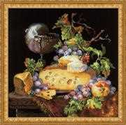 RIOLIS Dutch Still Life Cross Stitch Kit