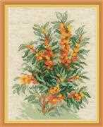 Sea Buckthorn - RIOLIS Cross Stitch Kit