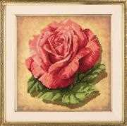 RIOLIS Rose Cross Stitch Kit