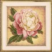 RIOLIS Peony Cross Stitch Kit