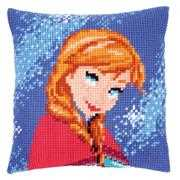 Vervaco Anna Cushion Cross Stitch Kit