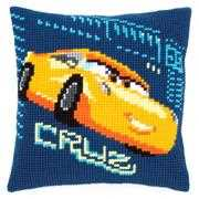 Cruz Cushion - Vervaco Cross Stitch Kit