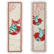 Winter Bookmarks - Vervaco Cross Stitch Kit