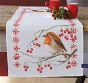Robin Runner - Vervaco Cross Stitch Kit