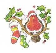 Heritage Round Robin Christmas Cross Stitch Kit
