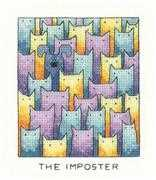 The Imposter - Heritage Cross Stitch Kit