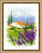 Farm in Provence - RIOLIS Cross Stitch Kit