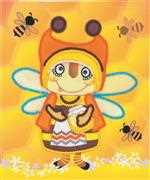 Granny Bee - RIOLIS Embroidery Kit