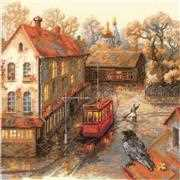 RIOLIS Warm Autumn Cross Stitch Kit