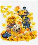 Autumn Holidays - RIOLIS Cross Stitch Kit