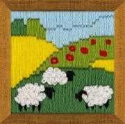 RIOLIS Summer Meadow Long Stitch Kit