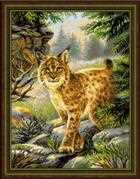 RIOLIS Forest Hostess Cross Stitch Kit