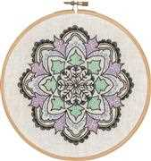 Mandala - Permin Embroidery Kit